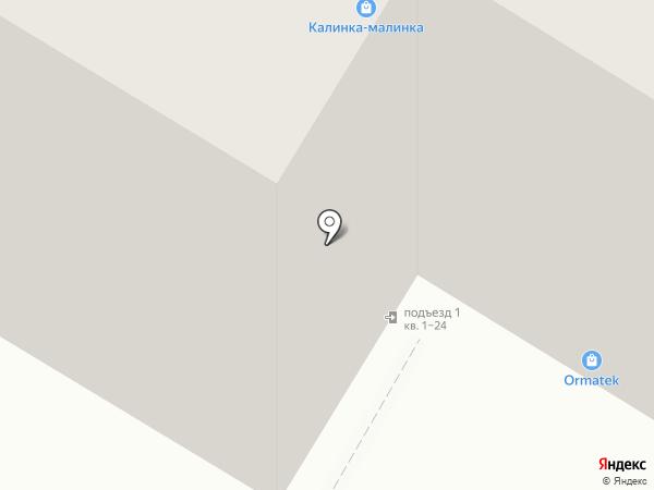 ASKONA на карте Читы