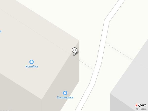 ЯR на карте Читы