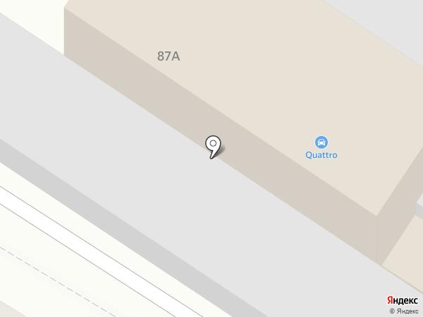 quattro на карте Читы