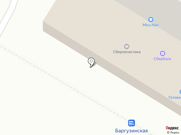 Traveler`s Coffee на карте Читы
