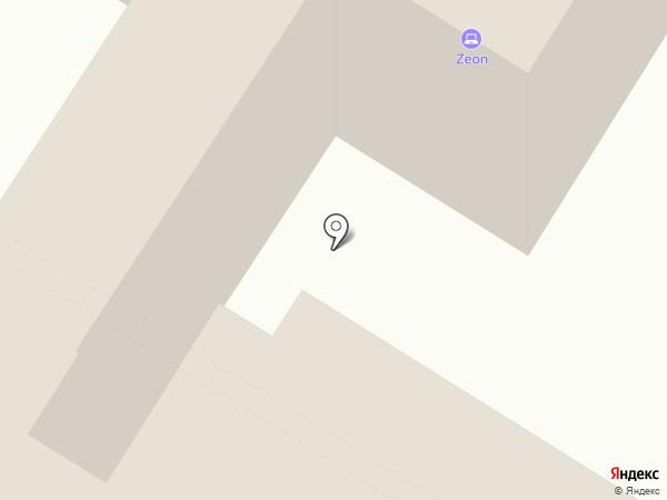 Центр материально-технического снабжения на карте Читы