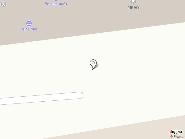 Отдел ГИБДД на карте Читы
