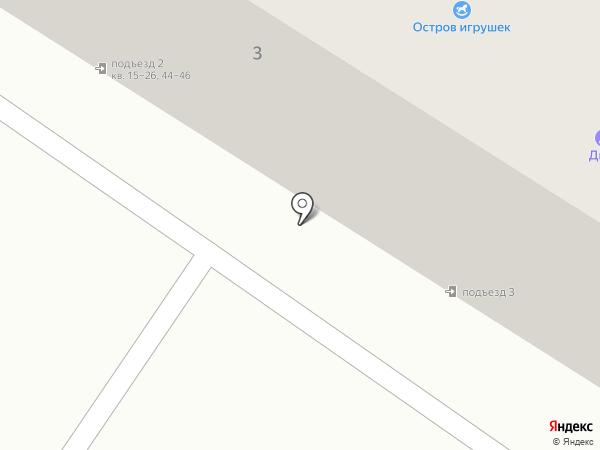 Дом Лазаньи на карте Читы