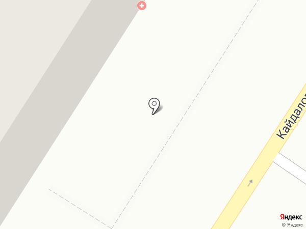 Главное бюро медико-социальной экспертизы по Забайкальскому краю, ФКУ на карте Читы