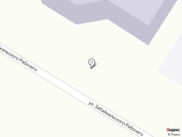 Юниор на карте Читы