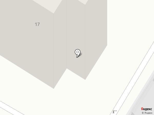 Магазин запчастей для УАЗ на карте Читы