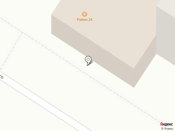 Олимп на карте Читы