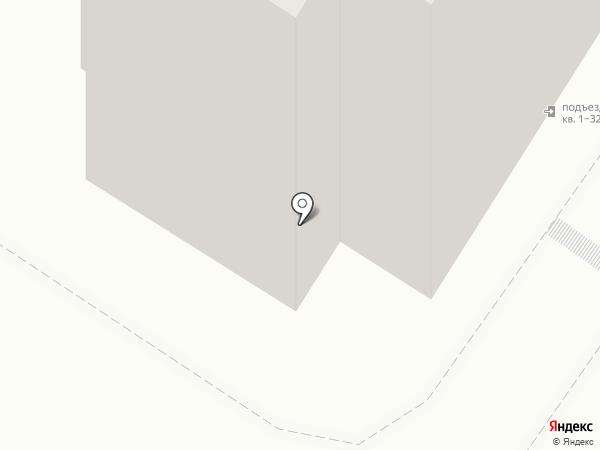 Забстройком на карте Читы