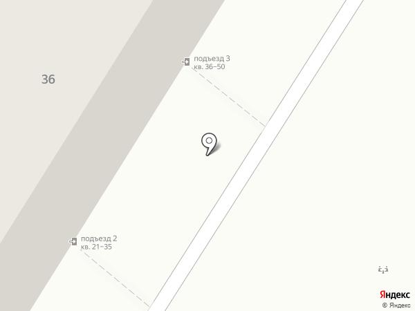 ЖСК №8 на карте Читы