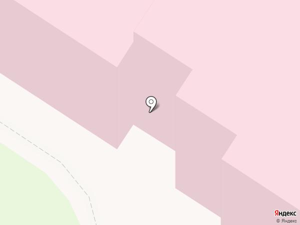 Дорожная клиническая больница на ст. Чита-2 на карте Читы