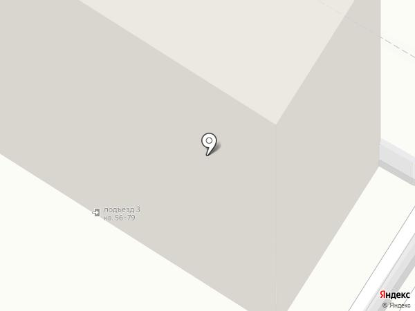 Светик на карте Читы