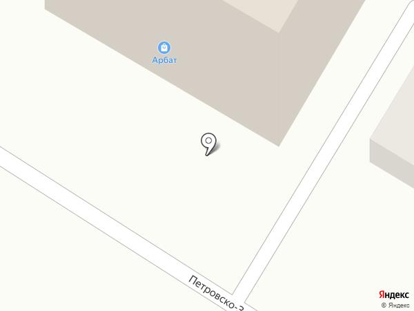 КОРЕЕЦ на карте Читы