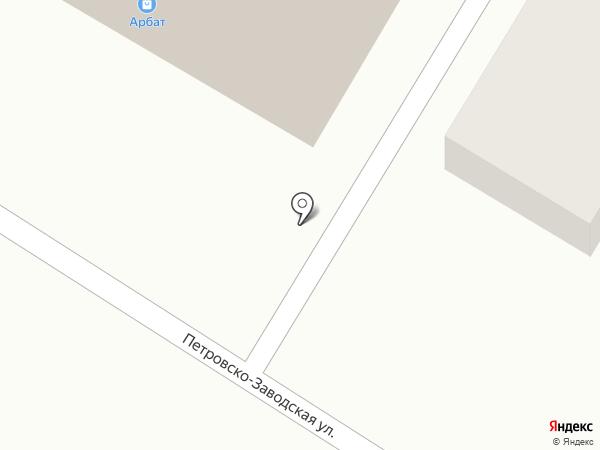 Beerman на карте Читы