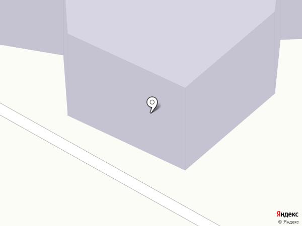 Учебно-научный центр ТЭС на карте Читы