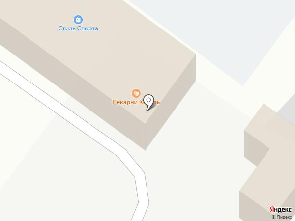 Текстиленок на карте Читы