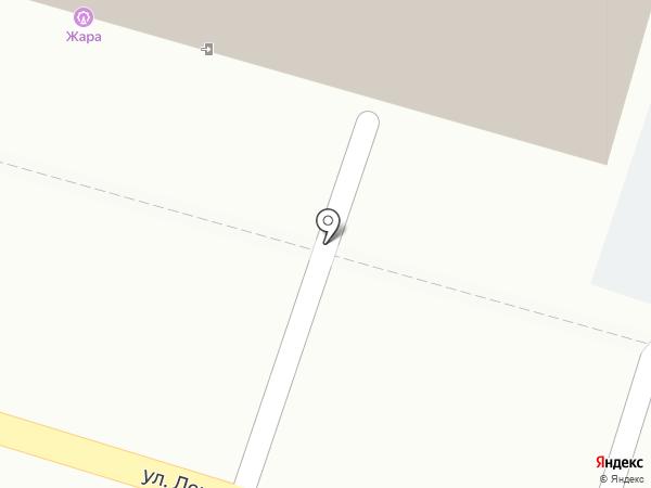 Жара на карте Читы