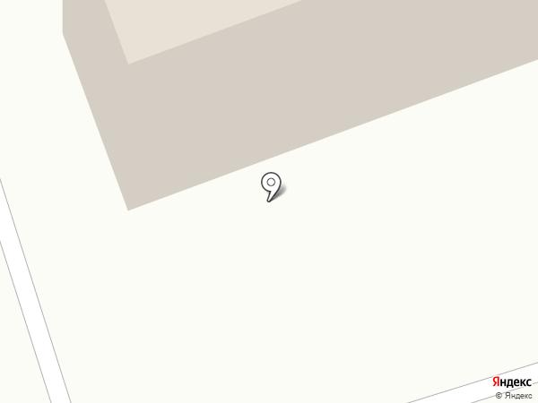 Пожарная часть №6 Ингодинского района на карте Читы