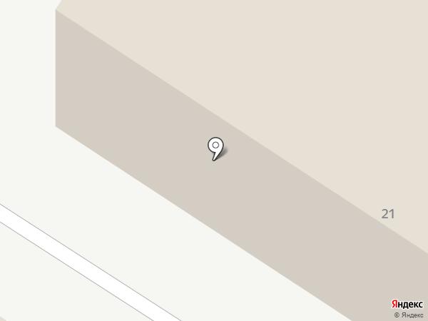 МАСМА-СЕРВИС на карте Читы