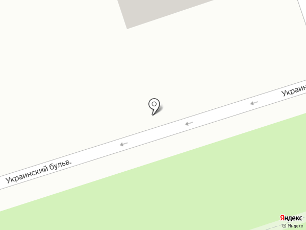 Колосок на карте Читы