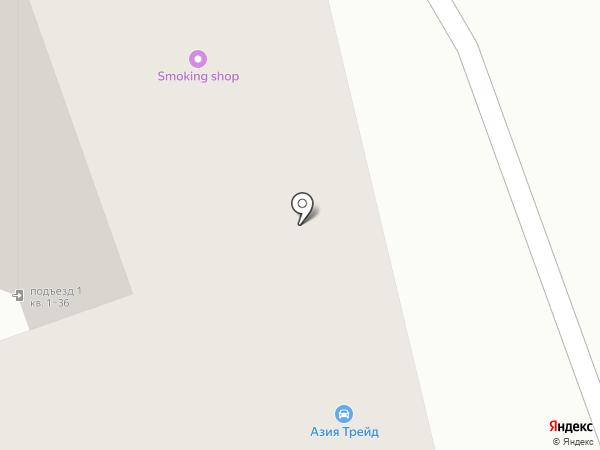 Транскомплектэнерго на карте Читы