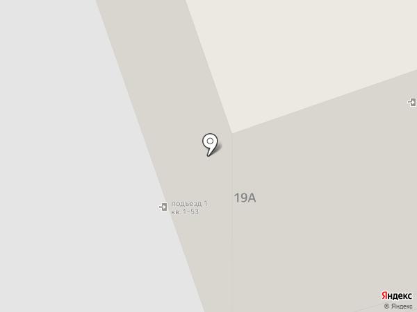 Темп на карте Читы