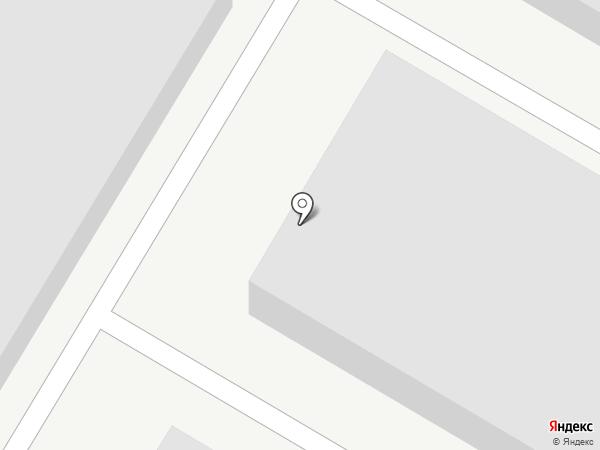 Гаражно-потребительский кооператив №81 на карте Читы