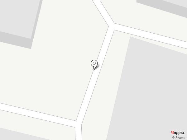 Потребительский гаражно-строительный кооператив №6 на карте Читы