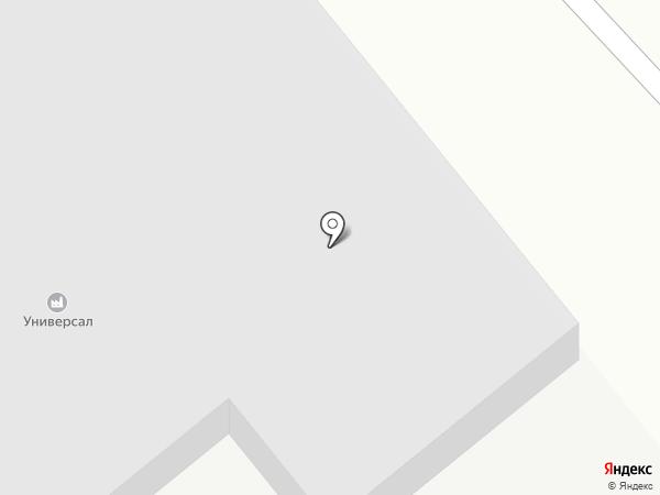 Универсал на карте Читы