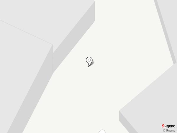 Соснячок на карте Читы
