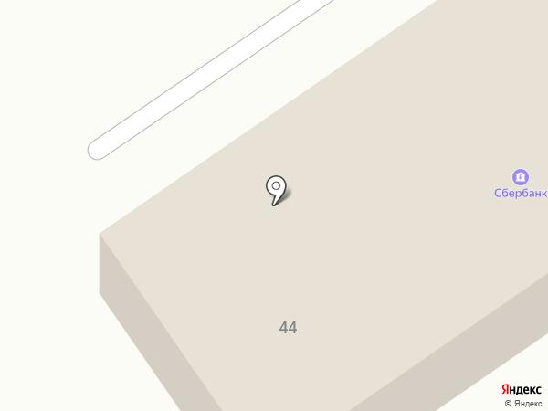 Платежный терминал, Сбербанк, ПАО на карте Атамановки