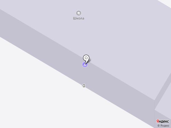Средняя общеобразовательная школа на карте Атамановки