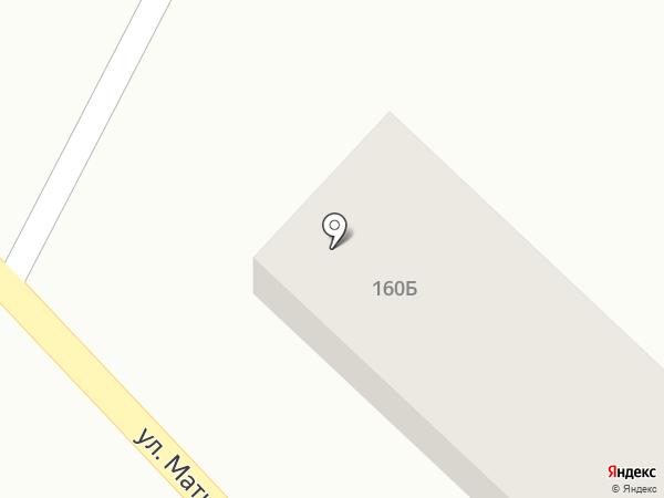 Салон красоты на карте Атамановки