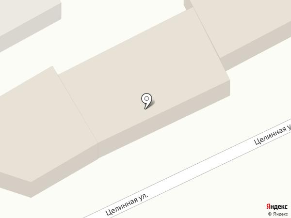 Иволга на карте Атамановки