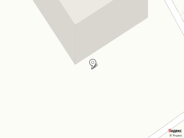 Коммунальник на карте Атамановки