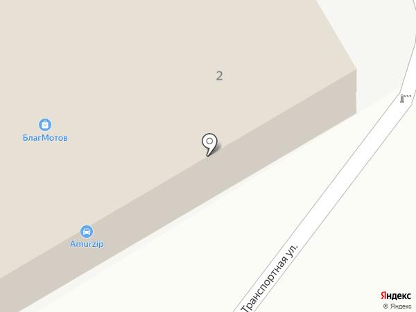 TruckParty на карте Чигирей