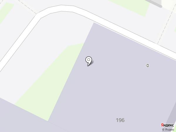 Средняя общеобразовательная школа №22 на карте Благовещенска