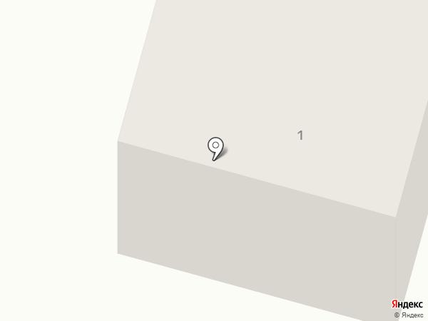 Территориальный отдел на карте Плодопитомника