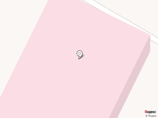 Военный госпиталь Благовещенского гарнизона на карте Благовещенска