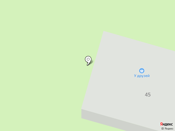 У друзей на карте Чигирей