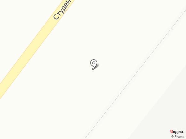 Невада на карте Благовещенска