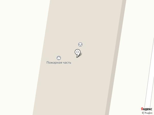 Отдел полиции №1 на карте Благовещенска