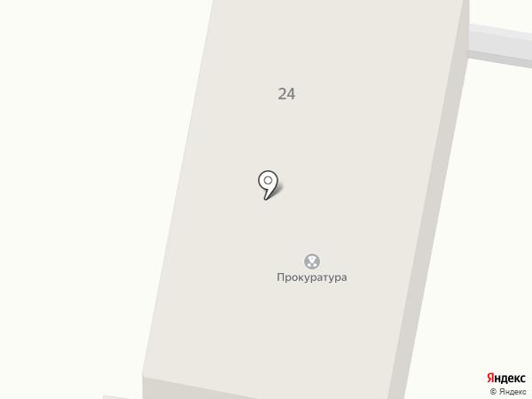 Амурская межрайонная природоохранная прокуратура на карте Благовещенска