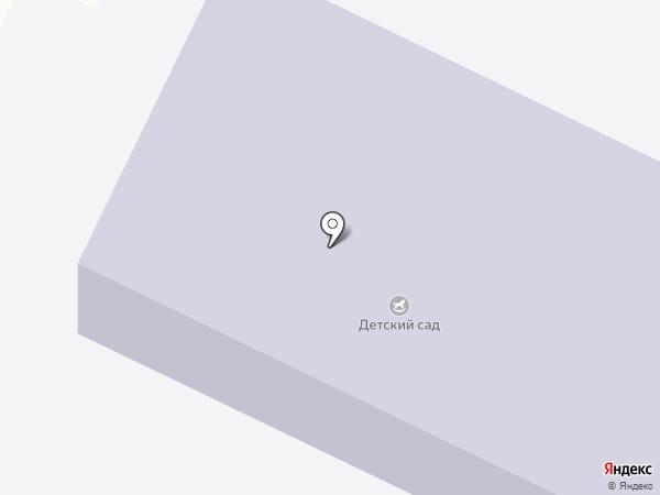 Детский сад на карте Чигирей