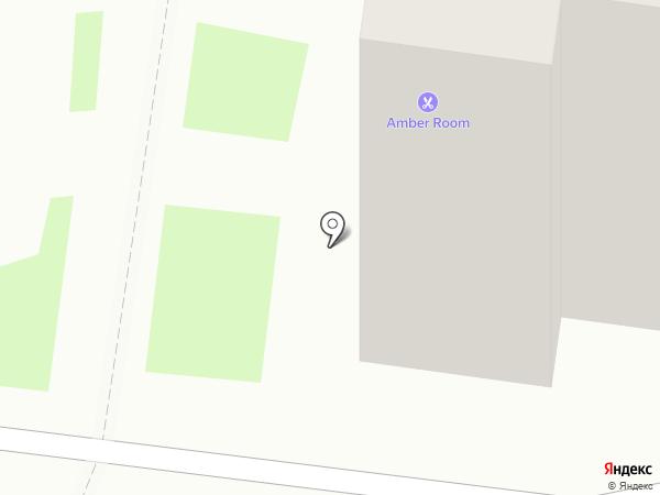 Багратион на карте Благовещенска