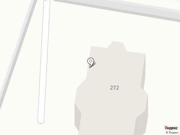 Городская дезинфекционная станция на карте Благовещенска
