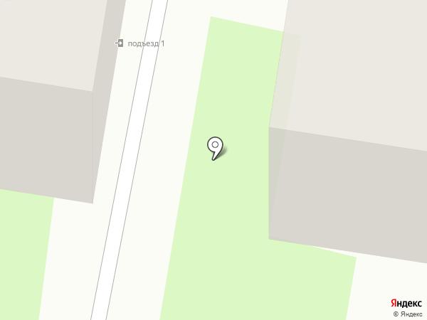 Парикмахерская на карте Благовещенска