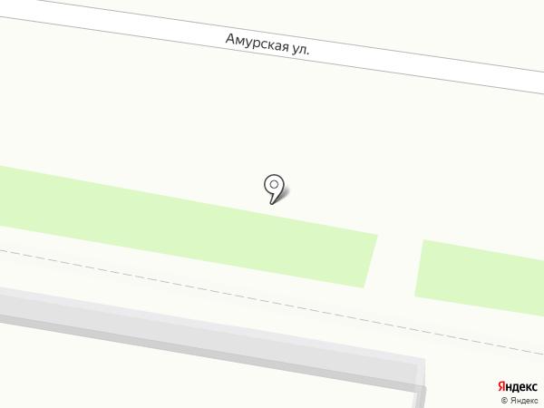 Мыше-Лавка на карте Благовещенска