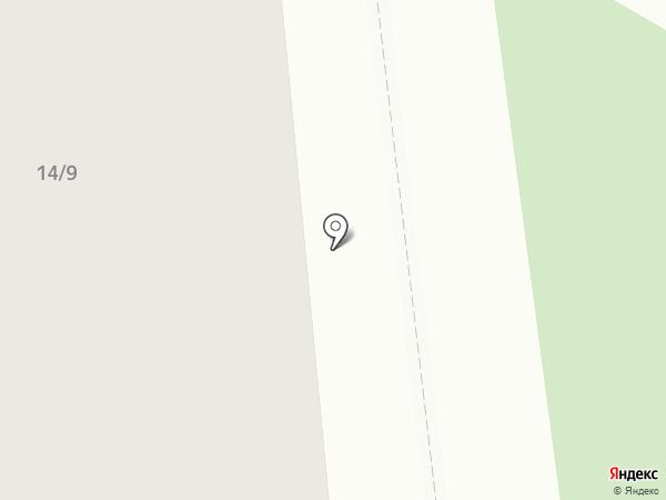 Ясная поляна на карте Благовещенска