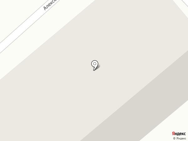 Южный на карте Чигирей