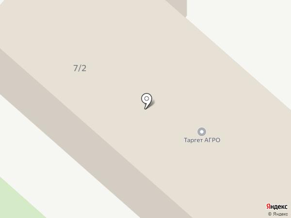Окна АНК на карте Благовещенска
